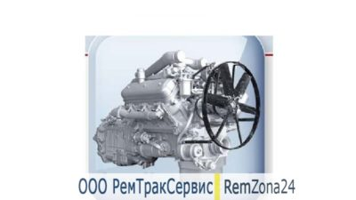 Ремонт двигателя двс ЯМЗ-236М2-26