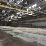 Акция. Производственные помещения по 1евро за метр в первый месяц.