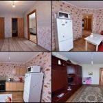 Продам двухкомнатную квартиру, г.Мядель, ул. Школьная 8