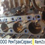 ремонт двигателя ямз