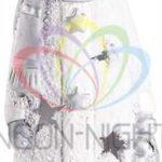 Керамическая фигурка Олененок с шарфом 7-6,5-21 см