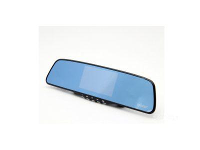 Eplutus D10 - сенсорный видеорегистратор-зеркало с 2-мя камерами.
