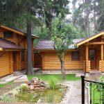 Строительство деревянных Домов и Бань из сруба:в Солигорске