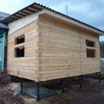 Строительство и ремонт Пристроек к дому выезд: Борисов и рн