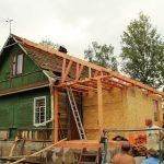 Строительство и ремонт Пристроек к дому в Слуцке и р-не