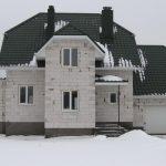 Стоительство домов из блоков под ключ в Воложине и р-не