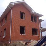 Стоительство домов из кирпича под ключ в Слуцке и р-не