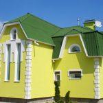 Отделка фасадов под ключ выполним в Вилейке и районе