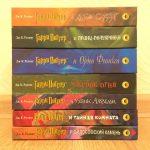 Комплект книг Гарри Поттер (перевод Росмэн) (семь книг)