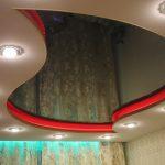 Установка натяжных и комбинированных потолков Могилев