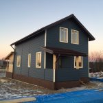 Строительство каркасных Домов в Березино и районе