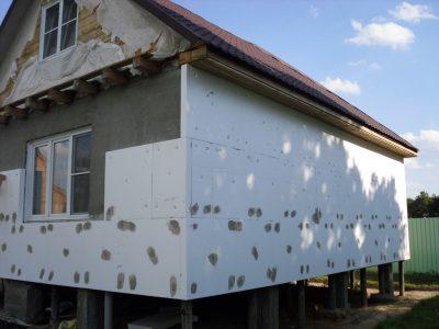 Утепление домов, коттеджей, балконов, террас Минск и рн