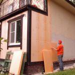 Утепление домов, коттеджей, балконов, террас Березино и рн