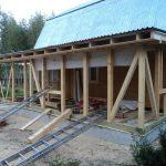 Строительство/ремонт Пристроек к дому выезд: Крупский рн