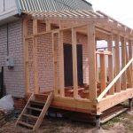 Строительство/ремонт Пристроек к дому выезд: Мядельский рн