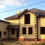 Стоительство домов из кирпича под ключ в Заславле и р-не