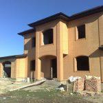 Стоительство домов из кирпича под ключ в Логойском р-не