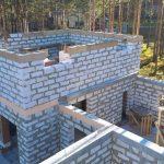 Стоительство домов из блоков под ключ в Копыльском р-не