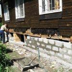 Поднять дом, ремонт/усиление деревянного дома/замена венцов.