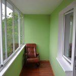Ремонт лоджии и балкона под ключ качественно.