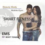 Миостимулятор массажер Smart Fitness Ems Fit Boot Toning