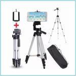 Штатив для камеры и телефона Tripod 3110 (35-102 см) с непромокаемым чехлом