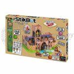 Aнимационный набор Стикбот Замок #StikBot Castle