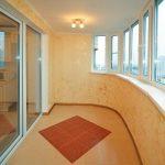 Ремонт балконов и лоджий под ключ недорого