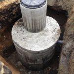 Жби кольца для канализации с установкой