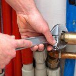 Монтаж горячего и холодного водоснабжения