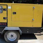 Взять в прокат Передвижной дизельный генератор Gesan DPS20 в Минске