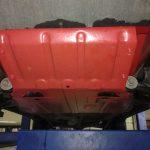 Новая защита двигателя. Доставка по Беларуси
