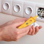 Монтаж автоматов, розеток, выключателей от электрика