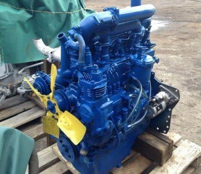 Двигатель ремонтный д 243