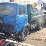 МАЗ 5551 самосвал грузовой