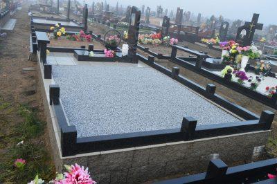 Облагораживание мест захоронения, могил. Низкие цены