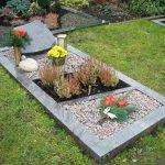 Благоустройство могил и надмогильных сооруж. на кладбище.