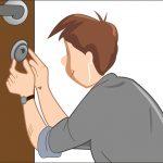 Установим Вам межкомнатные двери.