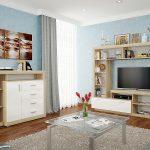 Модульная мебель. Спальни, детские, гостиные, прихожие. От 200 рублей.