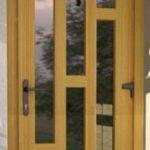 Двери ПВХ. Ламинация.