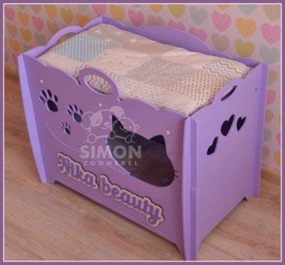 Родильный домик для кошек.