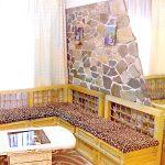 Квартира – студия с тремя спальнями в лучших традициях отелей 5 звезд