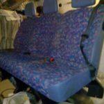 Тройное сиденье для Мерседес Спринтер 208