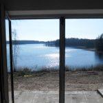 База отдыха на берегу озера в экологически чистом месте