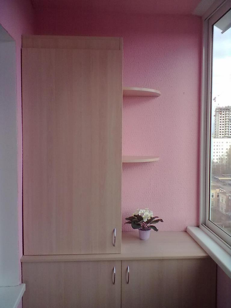 Утепление лобжии балкона