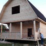 Строительство Дома под заказ. Красиво и недорого