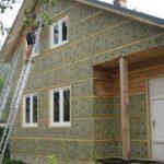 Производим утепление фасадов частных домов Качество