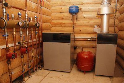 Монтаж систем отопления выезд: Могилев и район