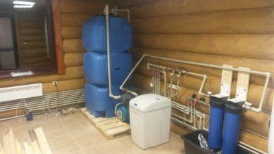 Монтаж холодного и горячего водоснабжения Могилев