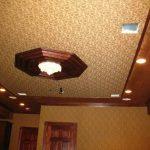 Дешевле только даром! Тканевый натяжной потолок в Могилеве